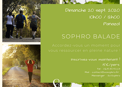 Sophro Balade